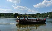 Floßfahrt, Foto: Tourismusverband Niederlausitz e.V.