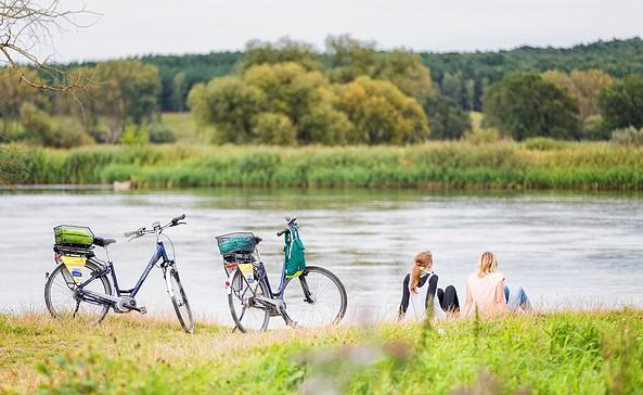 Oder-Neiße-Radweg, Foto: Florian Läufer