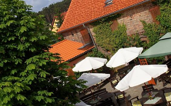 Restaurant Jakobs Bauernscheue auf dem Jakobs-Hof Schäpe