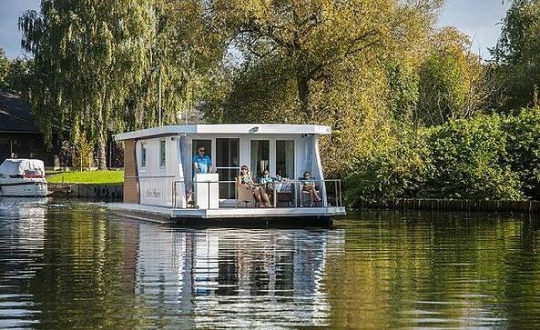 Foto: Waterhus Hausbootcharter
