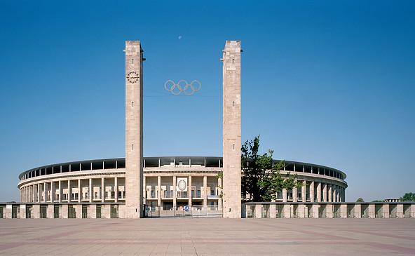 Olympiastadion Berlin © Friedrich Busam/Olympiastadion Berlin GmbH