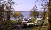 Campingplatz direkt am See, Campingclub Flottstelle, Foto: Campingclub Flottstelle