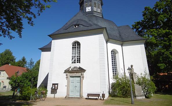 Kreuzkirche Neustadt (Dosse), Foto: Pfarramt Köritz, Kreuzkirche Neustadt (Dosse)