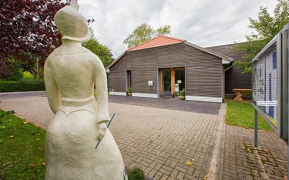 Ausstellung und Gedenkstätte Albrecht Daniel Thaer