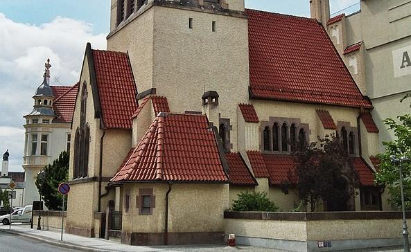 Kirche des Guten Hirten, Foto: Marketing und Tourismus Guben e.V.