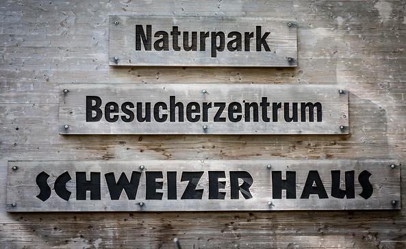 Schweizer Haus - Besucherzentrum im Naturpark Märkische Schweiz, Foto: Florian Läufer