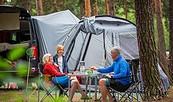 Schlaubetal Camping Schervenzsee, Foto: Florian Läufer