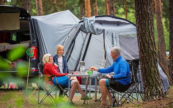 Schlaubetal Camping Schervenzsee