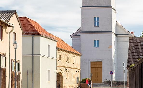 Kirche Seelow, Foto: Florian Läufer