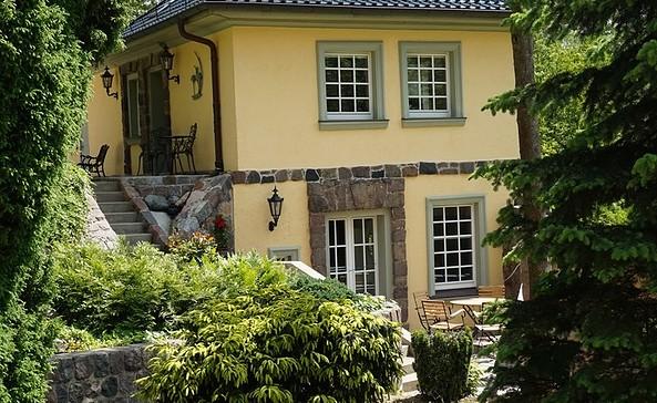 Villa Oderblick, Foto: Sylvia Settekorn