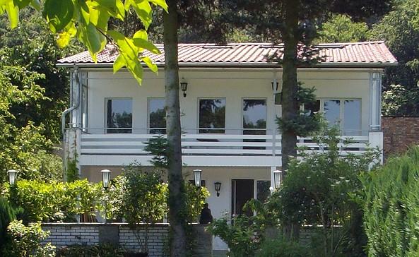 Haus Arton, Foto: Wolfram Arton