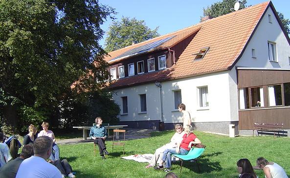 Evangelisches Gruppenhaus Groß Bademeusel