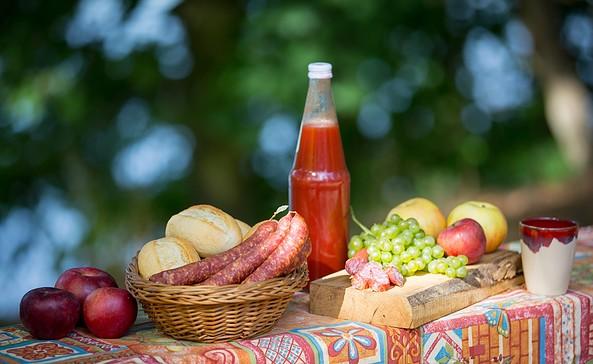 Regionale Produkte aus dem Seenland Oder-Spree, Foto: Florian Läufer