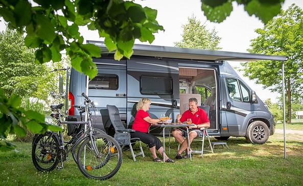 Spreepark-Camping-Beeskow, Foto: Florian Läufer