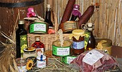 Produkte des Preußenhofs, Foto: Galloway vom Preußenhof