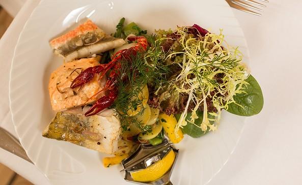 Kulinarik im Seenland Oder-Spree, Foto: TMB-Fotoarchiv, Yorck Maecke