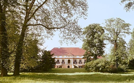 Schlosspark Caputh