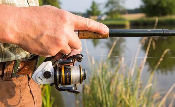 Fischerei im Seenland Oder-Spree, Foto: Florian Läufer