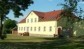 Uckermärkischer Bauernhof in Zollchow, Foto: Mittelstädt