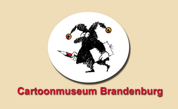 Logo, Foto: Cartoonlobby e.V.
