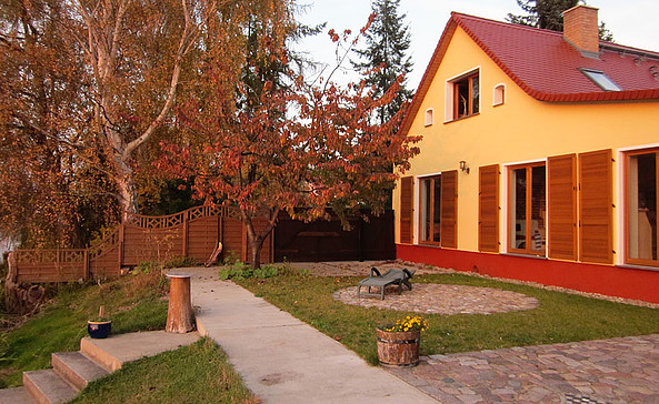 Foto: Ferienhaus Milow