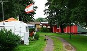 """Campingplatz """"Weißer Sand"""" in Lindow (Mark) - Camping direkt am Wasser"""