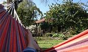 Foto: Ferienhäuser am Havelufer