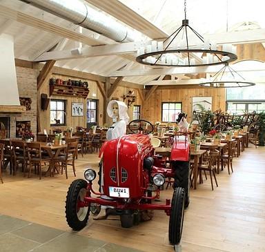 Hofrestaurant und Scheunenküche auf dem Spargel- und Erlebnishof Klaistow