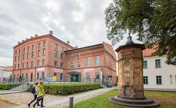 Kulturfabrik Fürstenwalde/Spree, Foto: Florian Läufer