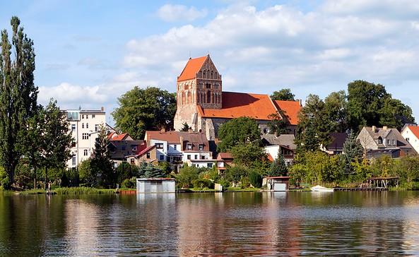 Stadtansicht Lychen, Foto: Lychen-Information