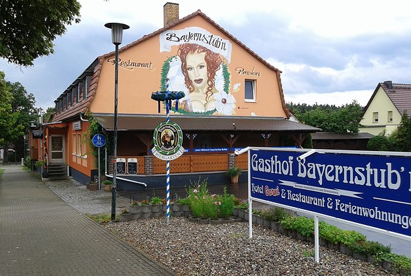Bayernstuben Wiesenau, Foto: Jörg Hanisch