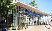 Jugendgästehaus Hauptbahnhof in Berlin, Foto: Carmen Lenk