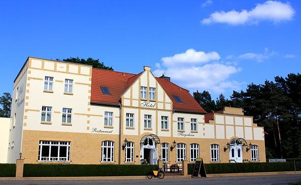 Hotel Fliegerheim, Foto: Bansen/Wittig