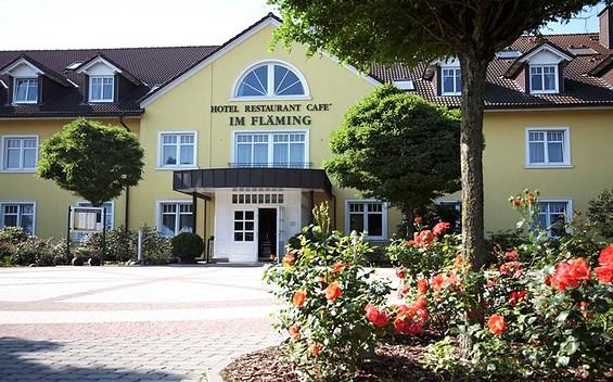 Restaurant im Ferien Hotel Fläming
