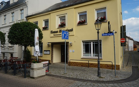 """""""Neues Vaterland"""" Guest House"""