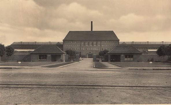 Zuchthaus Brandenburg - Görden 1937, Foto: Gedenkstätten Brandenburg