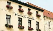 Pension zur Altstadt - Außenansicht
