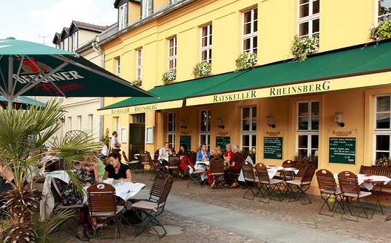 Ratskeller Rheinsberg Restaurant