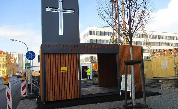Treffpunkt Nagelkreuz, Foto: SGP
