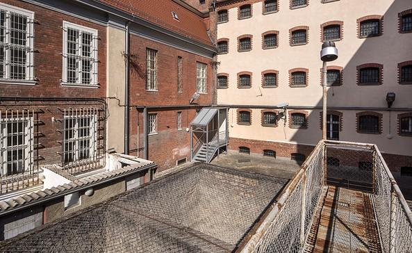 Gedenkstätte Lindenstraße, Foto: Stiftung Gedenkstätte Lindenstraße / Günter Schneider