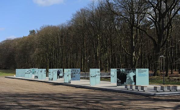 Gedenkstätte Belower Wald - Ausstellung, Foto: Gedenkstätten und Museum Sachsenhausen / Stefan Erhard