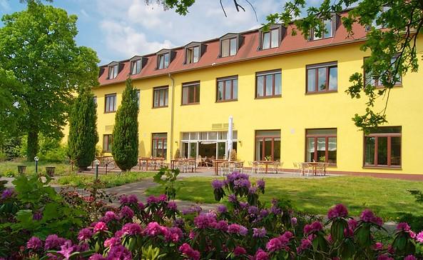 Restaurant im Seehotel Brandenburg an der Havel - Terrasse