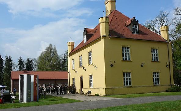 Ausstellung am Jagdschloss Schorfheide, Foto: H. Suter / Schorfheide Museum e.V.