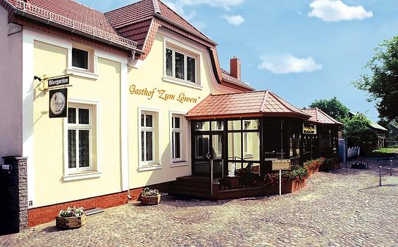 """Gasthof & Pension """"Zum Löwen"""""""