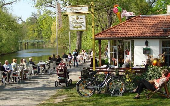 Eis Greschke - SpreeCafé
