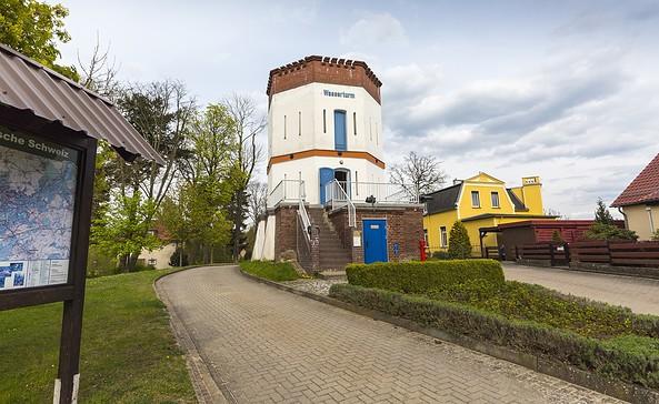 Wasserturm Waldsieversdorf, Foto: TMB Fotoarchiv, Steffen Lehmann