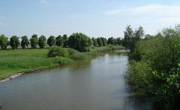 Beetzsee bei Lünow, Foto: Hoffmann
