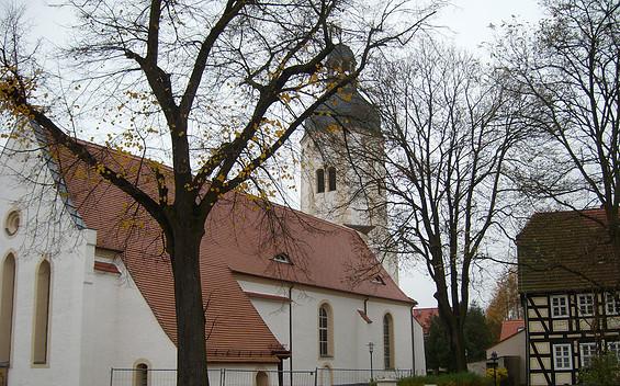 St. Nikolaikirche Uebigau