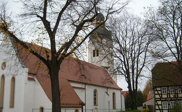 Stadtkirche Uebigau © TV Elbe-Elster-Land