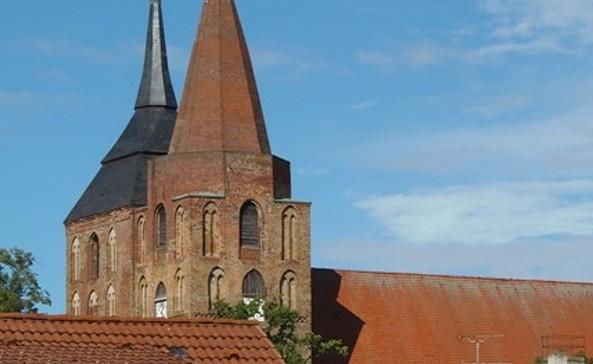 St. Marien-Kirche Gransee, Foto: Udo Raisch